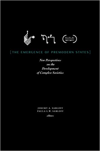 The Emergence Of Premodern States New Perspectives On The