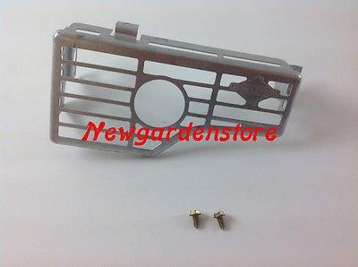 Copri Silenciador Tractor cortacésped protección motor ...