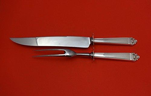 Juliana by Watson Sterling Silver Roast Carving Set 2pc HHWS (Knife & ()