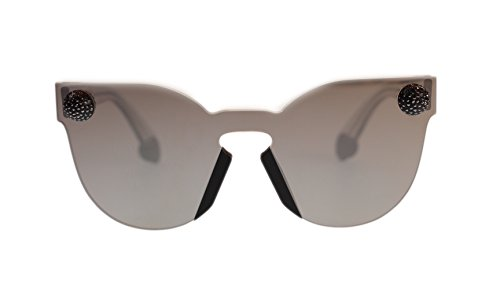 christopher-kane-sunglasses-ck0007s-001-silver-with-silver-lens-round-99mm-authentic