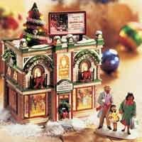 Dept 56 Original Snow Village **Christmas Lights Christmas Trimmings** 55348