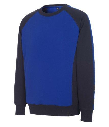 """Mascot Sweatshirt """"Witten"""", 1 Stück, S, kornblau/schwarz-blau, 50503-830-11010-S"""