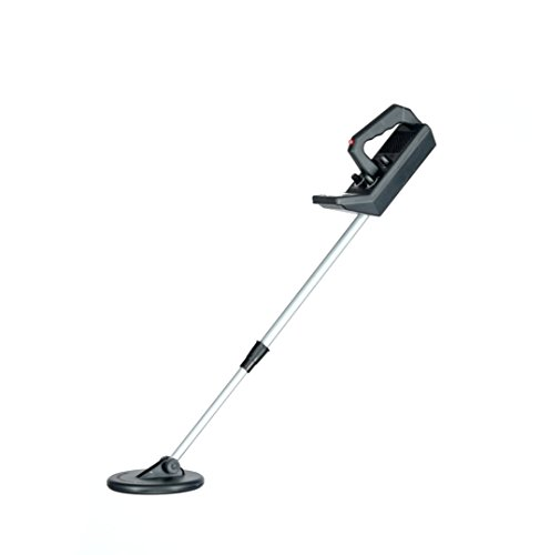 SE GP-MD15 Fine Tuning Metal Detector with 6-1/2'' Diameter Waterproof Search Coil and Adjustable Stem by SE