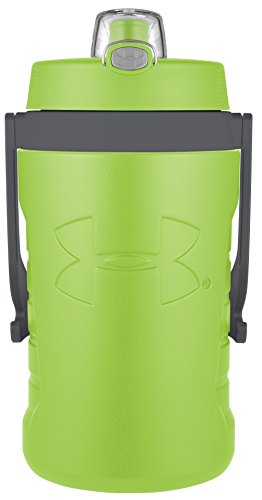 - Under Armour Sideline 64 Ounce Water Jug, Hyper Green