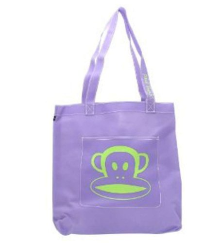 TEST Paul Frank The Paul Frank Jelly Core Tote,One Size,Purple by Paul Frank