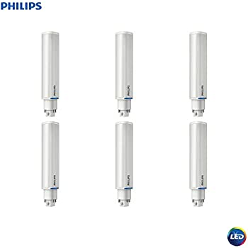 Philips LED 535385 Dimmable Energy Saver PL-C/T Light Bulb ...