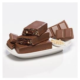 Proti Kind Very Low Carb Chocolate Crisp Protein Bars, 7 servings, 15g Protein Per Serving