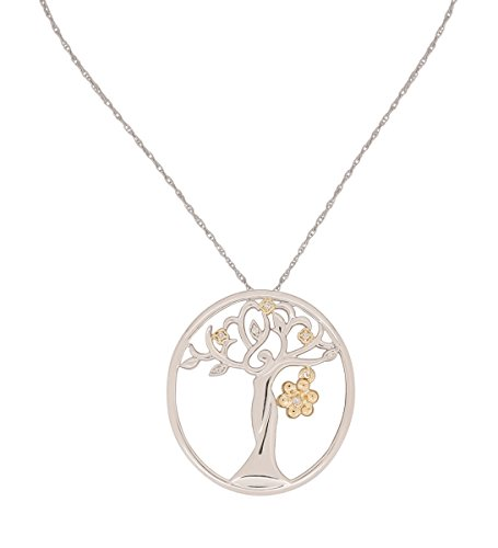 Pendants for Women Tree of Life Girls Necklaces by Store Indya (Tree Of Life-2)