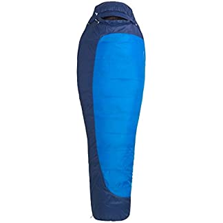 Marmot Trestles 15 Cold-Weather Mummy Sleeping Bag, 15-Degree Rating