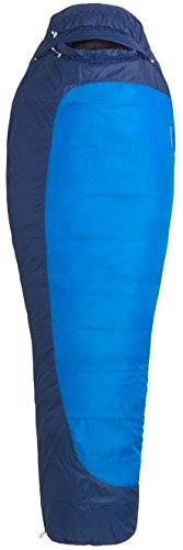 Marmot Trestles 15 Long Cold-Weather Mummy Sleeping Bag, 15-Degree Rating