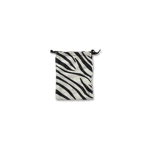 Zebra Print Drawstring - 6