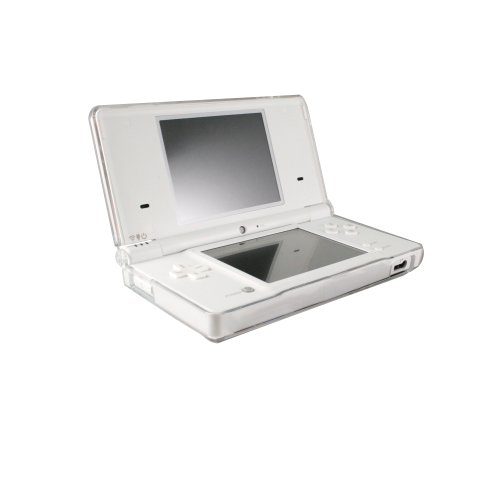 DSi Crystal Case with Game Storage