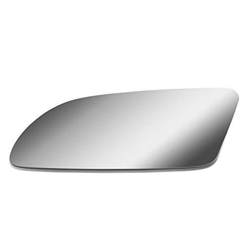 DNA Motoring SMP-024-L Left/Driver Side Door Rear View Mirror Glass Lens
