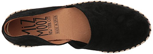 Ballet Black Flat Mooz Celestine Women's Miz Black Medium qwtU6cg
