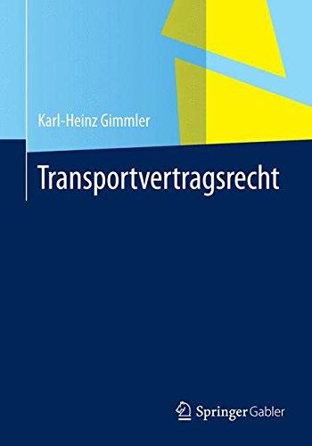 Transportvertragsrecht (German Edition)
