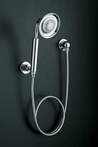 Kohler K-9514-TT MasterShower 60-Inch Metal Shower Hose 1 Vibrant Titanium