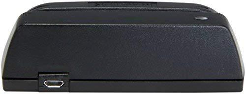 MagTek 21073062 Dynamag Magnesafe Triple Track Magnetic Stripe Swipe Reader with 6' USB Interface Cable, 5V, Black [New Improved Version by MagTek (Image #4)