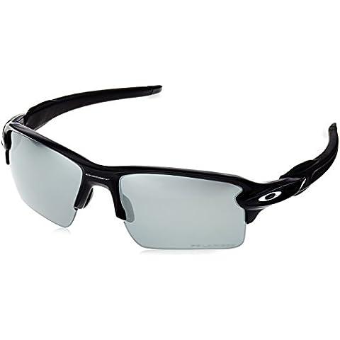 2f2cbfd01f Oakley Men  39 s Flak 2.0 Xl OO9188 Polarized Iridium Sunglasses