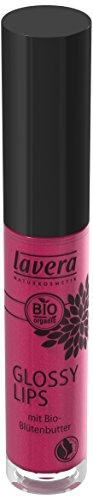 Lavera Glossy Lips, No. 06 Berry Passion, 0.2 Ounce