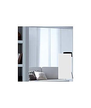 MADECO Panneau Japonais Voile Uni 50 x 250cm-Blanc