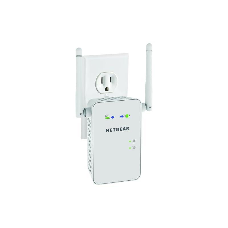 NETGEAR EX6100-100NAS AC750 WiFi Range E