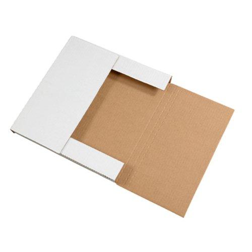 - Aviditi M12121 Corrugated Easy-Fold Mailer, 12-1/2