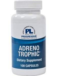 (PROGRESSIVE LABORATORIES, INC ADRENO-TROPHIC, 100 CAP)