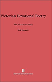Victorian Devotional Poetry: The Tractarian Mode