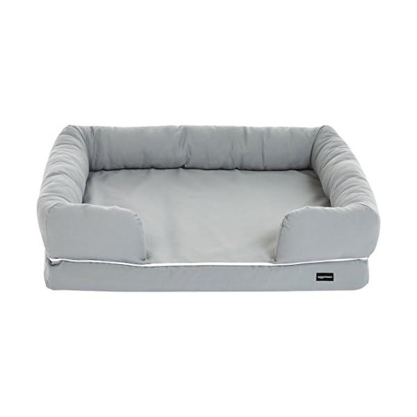 AmazonBasics - Sofá cama para animais de estimação