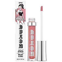 Buxom Full-On Lip Polish Lip Plumping Gloss SOPHIA (sweetheart pink) .07 oz