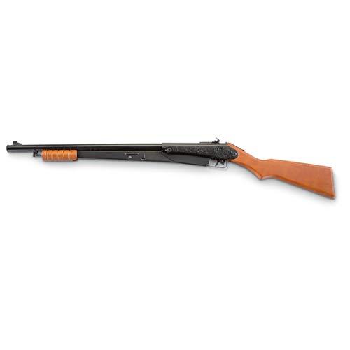 ts 25 Pump Gun (Brown/Black, 36.5 Inch) ()