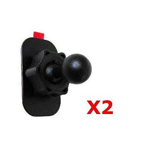 B00BLSBYPK IG-PSTARA x 2: i.Trek Lot of 2 Car Dash Adhesive Sticky Mount for all Garmin Nuvi GPS 31y92BenUq5L