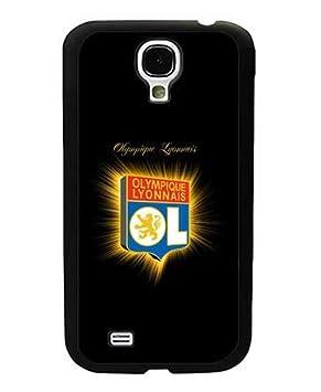 Ligue 1 L1 Olympique Lyon Samsung Galaxy S4 Mini Funda Case ...
