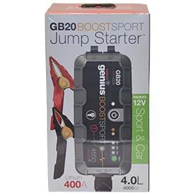 Replacement For APRILIA SPORT CITY 250CC SCOOTER JUMP STARTER