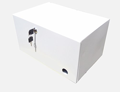 Fixture Displays 6-Slot Cell Phone iPad Mini Charging Station Lockers Assignment Mail Slot Box 15253 by FixtureDisplays (Image #2)