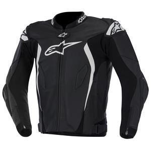 ALPINESTARS GP Tech Jacket Leather Black/White X-Large