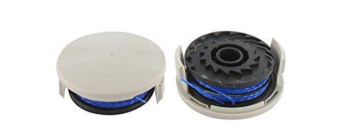 Ryobi RAC123 Spools for RLT4027 /& RLT6030 3 x 1.5 mm Line Trimmer Strimmer Spool