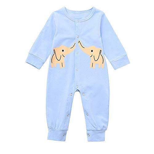 Baby Onesies Pajamas PJS Tollder Cartoon Alpaca Jumpsuit