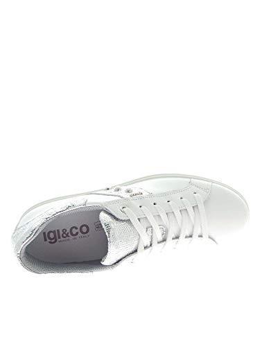 Donna Bianco Igi Bianca 3154900 amp;co Sneakers I8wRWfUq