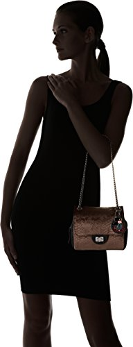 Spalla Lollipops Marrone brown Donna Velvet Chain A Alix Borse Side nr8xZrpYqw