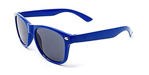 Ultra Blue Childrens Kids Classic Style Sunglasses UVA UVB UV400 Shades