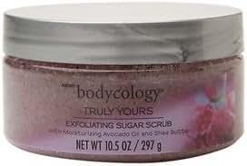 Body Washes & Gels: Bodycology Truly Yours Sugar Scrub