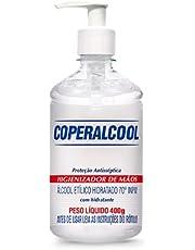 Coperalcool Gel Higienizador de Mãos 400G
