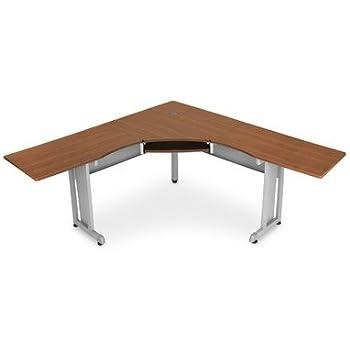 Amazon Com Bush Furniture Advantage Series Left L Shape
