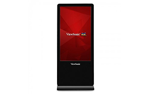 "ViewSonic EP5520T 55"" Display, 400 cd/m2 Brightness, Interactive All-in-One ePoster from ViewSonic"