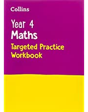 Year 4 Maths Targeted Practice Workbook: Ideal for Use at Home