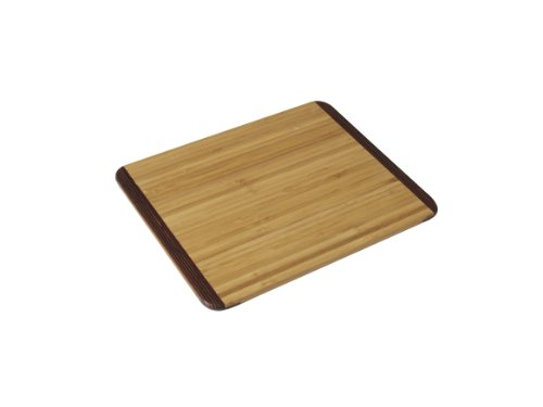Island Bamboo 40814 Rainbow Bamboo Utility Board, 11 inches by 9 inches ()