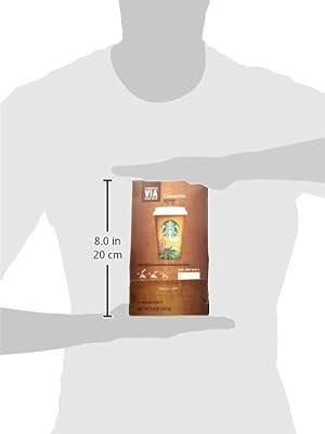 Starbucks VIA Ready Brew Coffee