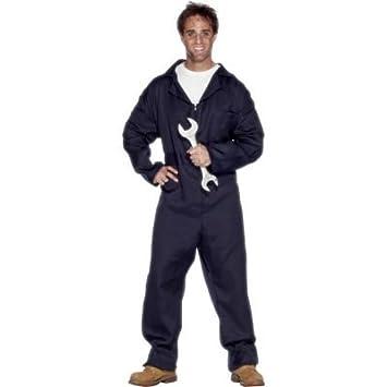 00362511ef Car mechanic costume for men  Amazon.co.uk  Toys   Games