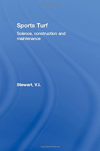 Sports Turf: Science, construction and maintenance
